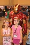 Excelente Disfraz de Iron Man ©GrafiasVirtuales.com
