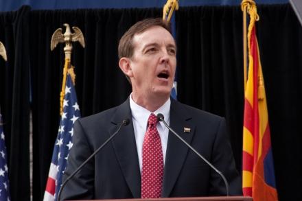 Ken Bennett, secretario del Estado de Arizona.